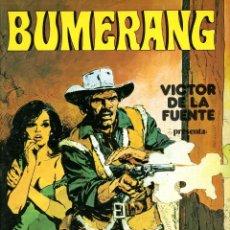 Cómics: BUMERANG Nº 2. NUEVA FRONTERA 1978. Lote 164545586