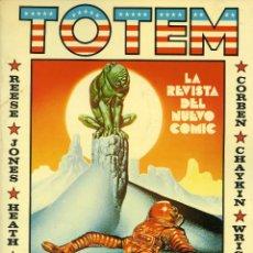 Cómics: TOTEM EXTRA. TOMO1. ESPECIAL U.S.A. Nº 1.. Lote 164579830