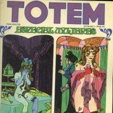 Cómics: TOTEM EXTRA. TOMO 2. ESPECIAL MUJERES.. Lote 164580078