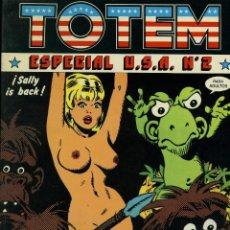 Cómics: TOTEM EXTRA. TOMO 3. ESPECIAL U.S.A. Nº 2.. Lote 164580218