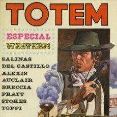 Cómics: TOTEM EXTRA. TOMO 4. ESPECIAL WESTERN. Lote 164580378