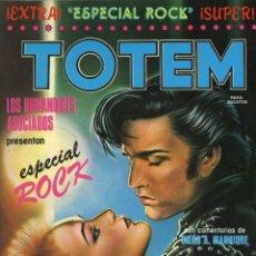 Cómics: TOTEM EXTRA. TOMO 6. ESPECIAL ROCK 1. Lote 164580558