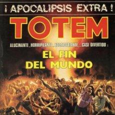 Cómics: TOTEM EXTRA. TOMO 7. EL FIN DEL MUNDO. Lote 164580690