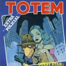 Cómics: TOTEM EXTRA. TOMO 14. ESPECIAL POLICIAL. Lote 164581394
