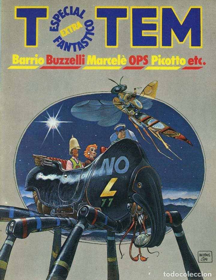 TOTEM EXTRA. TOMO 17. ESPECIAL FANTÁSTICO (Tebeos y Comics - Nueva Frontera)