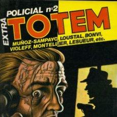 Cómics: TOTEM EXTRA. TOMO 18. ESPECIAL POLICIAL 2. Lote 164581806
