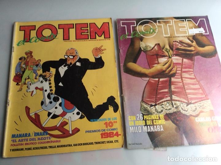Cómics: TOTEM EL COMIX - LOTE 56 EJEMPLARES - Foto 3 - 165538574
