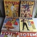 Cómics: TOTEM EL COMIX - LOTE 56 EJEMPLARES. Lote 165538574