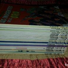 Cómics: LOTE 25 COMICS SUPER TOTEM COLECCIÓN COMPLETA NUEVA FRONTERA 1979. Lote 165857342