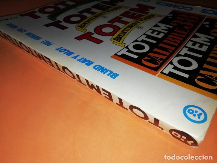 Cómics: LOTE . TOTEM. EDICION NUEVA FRONTERA. MAS TRES ANTOLOGIAS. NO VENDO SUELTOS - Foto 6 - 167024784