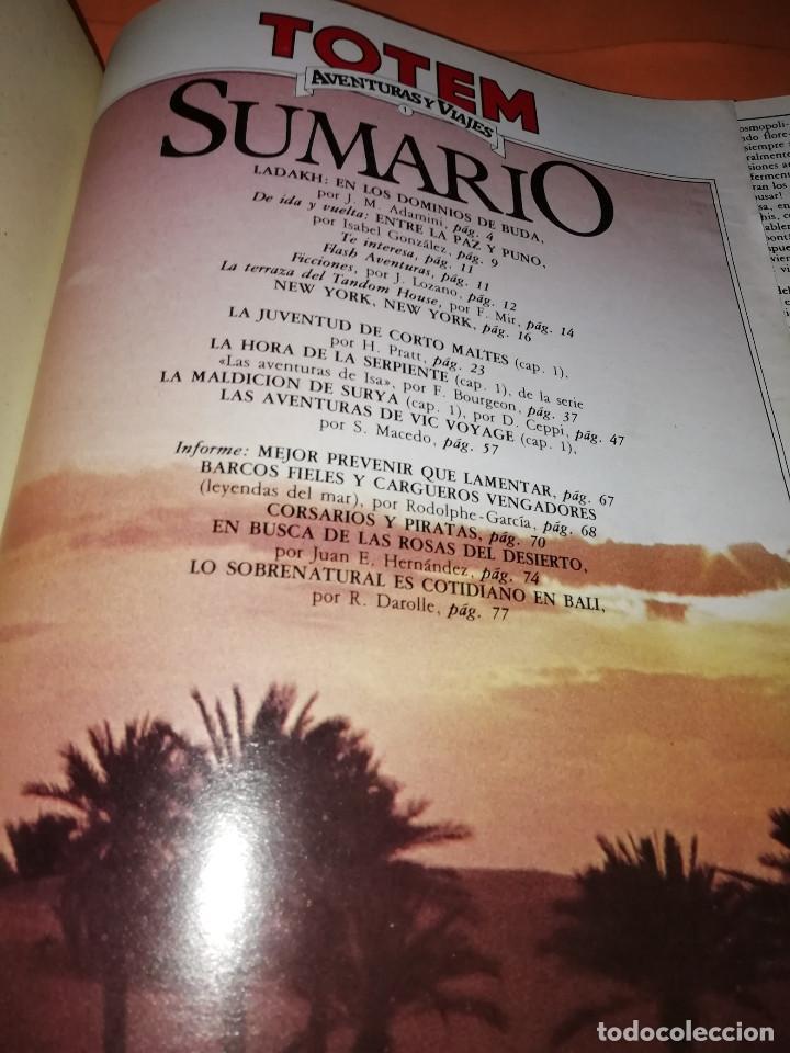 Cómics: LOTE . TOTEM. EDICION NUEVA FRONTERA. MAS TRES ANTOLOGIAS. NO VENDO SUELTOS - Foto 12 - 167024784