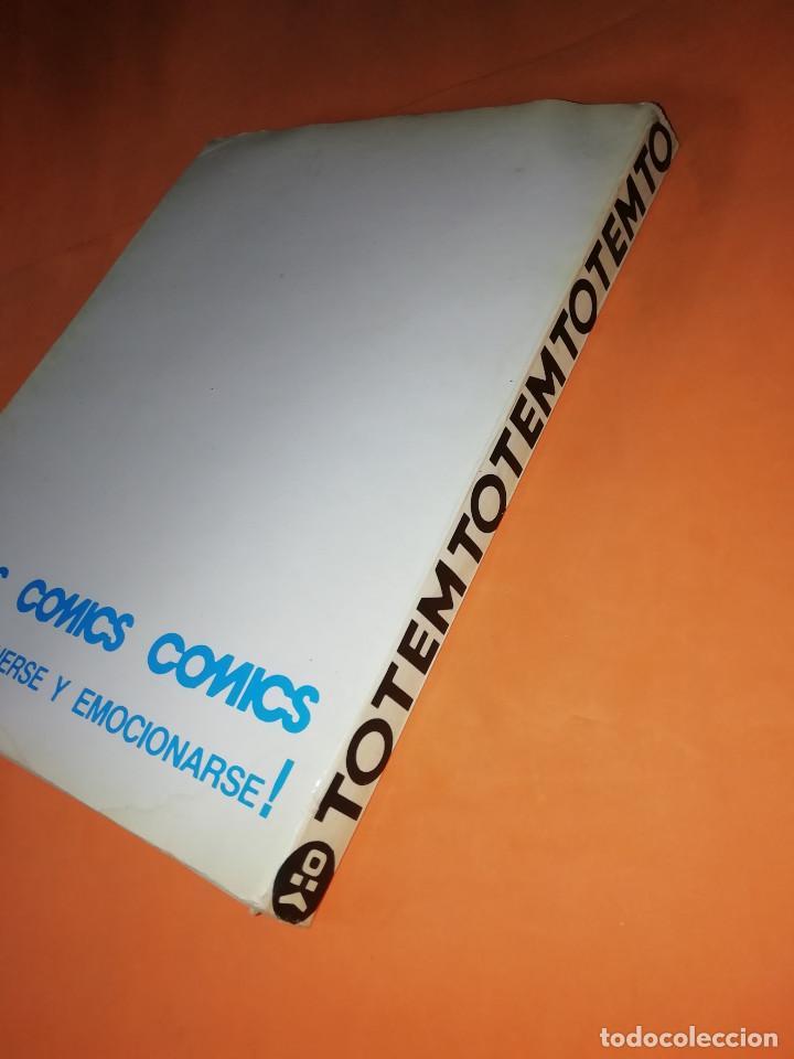 Cómics: LOTE . TOTEM. EDICION NUEVA FRONTERA. MAS TRES ANTOLOGIAS. NO VENDO SUELTOS - Foto 15 - 167024784