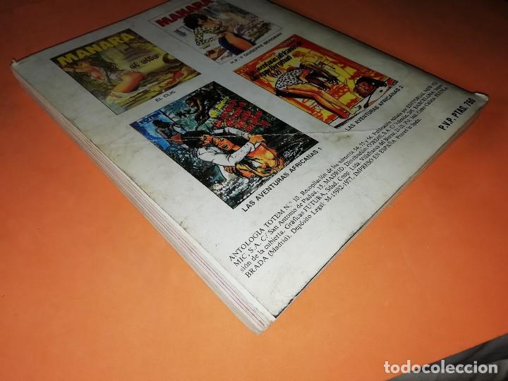 Cómics: LOTE . TOTEM. EDICION NUEVA FRONTERA. MAS TRES ANTOLOGIAS. NO VENDO SUELTOS - Foto 23 - 167024784