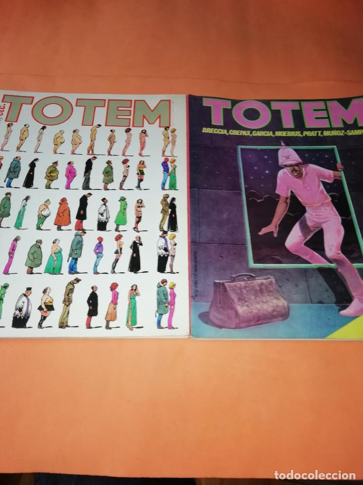 Cómics: LOTE . TOTEM. EDICION NUEVA FRONTERA. MAS TRES ANTOLOGIAS. NO VENDO SUELTOS - Foto 34 - 167024784