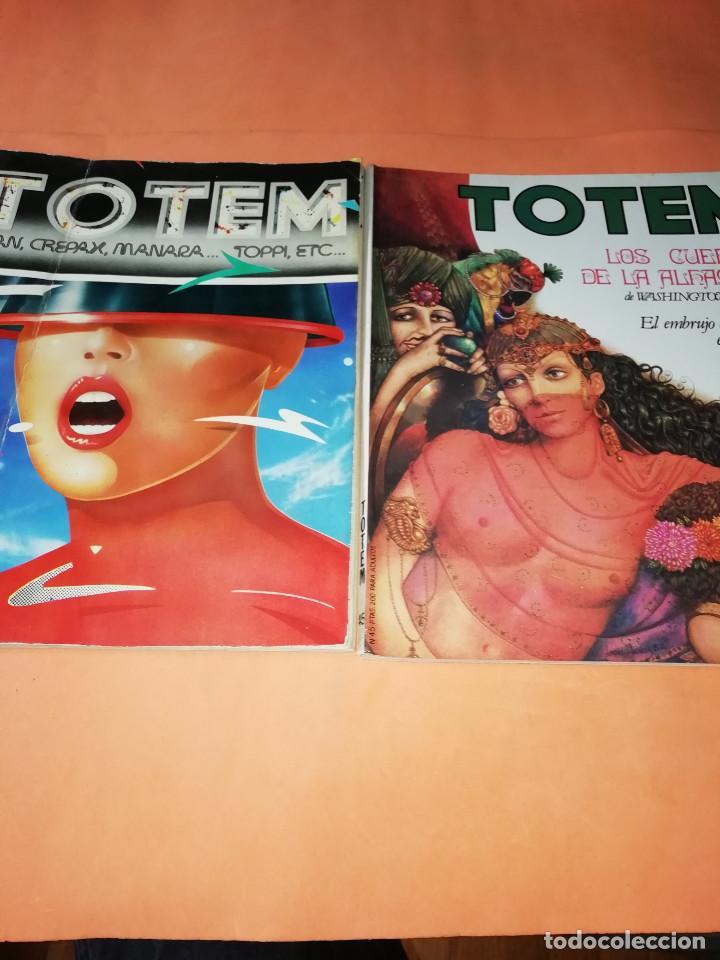 Cómics: LOTE . TOTEM. EDICION NUEVA FRONTERA. MAS TRES ANTOLOGIAS. NO VENDO SUELTOS - Foto 35 - 167024784