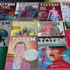 Cómics: LOTE DE COMICS TOTEM. 30 EJEMPLARES.. Lote 169013760