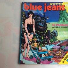 Cómics: SUPER BLUE JEANS Nº 19 ED. NUEVA FRONTERA. Lote 169335552