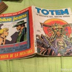 Cómics: TOTEM. Nº 3. NUEVA FRONTERA. AÑO 1977. Lote 171528489
