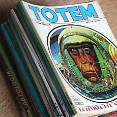 Cómics: TOTEM. LOTE 22 VOLUMENES MAS 2 ANTOLOGIAS.. Lote 171811684