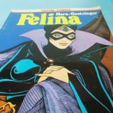 Cómics: FELINA. MORA-GOETZINGER. Lote 174886319