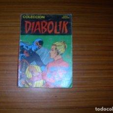 Cómics: DIABOLIK Nº 2 NUEVA FRONTERA . Lote 176174587