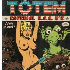 Comics: TOTEM. ESPECIAL USA. Nº 2. NUEVA FRONTERA. (ST/A02). Lote 176336643