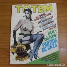 Cómics: TOTEM 54 NUEVA FRONTERA. LAUZIER, ANTONIO PARRAS, ENKI BILAL, ROCHETTE, LOB.... Lote 176799742