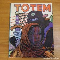 Cómics: TOTEM 41 NUEVA FRONTERA. MONTELLIER, MILO MANARA, ALBERTO BRECCIA, GAL.... Lote 176800083