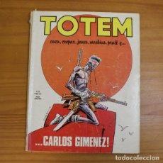 Cómics: TOTEM 23 NUEVA FRONTERA. CAZA, CREPAX, CARLOS GIMENEZ, JEFF JONES, MOEBIUS, PRATT.... Lote 176800334