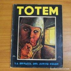 Cómics: TOTEM 4 NUEVA FRONTERA. MOEBIUS, HUGO PRATT, ALTAN, CLAIRE BRETECHER, CREPAX.... Lote 176800393