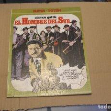 Comics : SUPER-TOTEM Nº 22, EL HOMBRE DEL SUR, RÚSTICA, EDITORIAL NUEVA FRONTERA. Lote 177066010