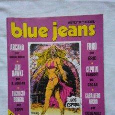 Cómics: SUPER BLUE JEANS Nº 17 1977. Lote 177296013