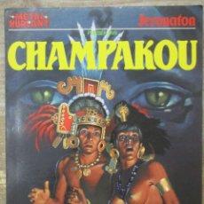 Cómics: SUPER TOTEM - CHAMPAKOU - JERONATON -METAL HURLANT. Lote 177945044