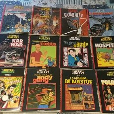 Cómics: 16 COMICS METAL HURLANT SERIE NEGRA ENTRE 1 Y EL 22. Lote 178127914
