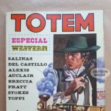 Cómics: TOTEM ESPECIAL WESTERN Nº 4 - NUEVA FRONTERA - JMV. Lote 179401320