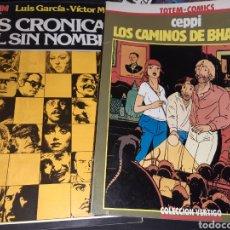 Cómics: LOTE DE 2 COMICS TOTEM,. Lote 181406842