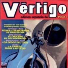 Comics: VERTIGO Nº 9 - NUEVA FRONTERA. Lote 181774626