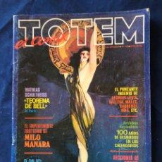 Cómics: TOTEM REVISTA DE CÓMICS NÚM. 13. Lote 182571507