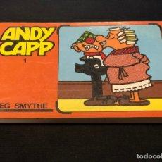 Cómics: ANDY CAPP. 1. REIG SMYTHE. Lote 182675542