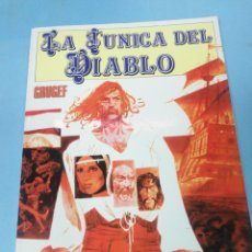 Cómics: LA TÚNICA DEL DIABLO. GRUGEF. Lote 182695166