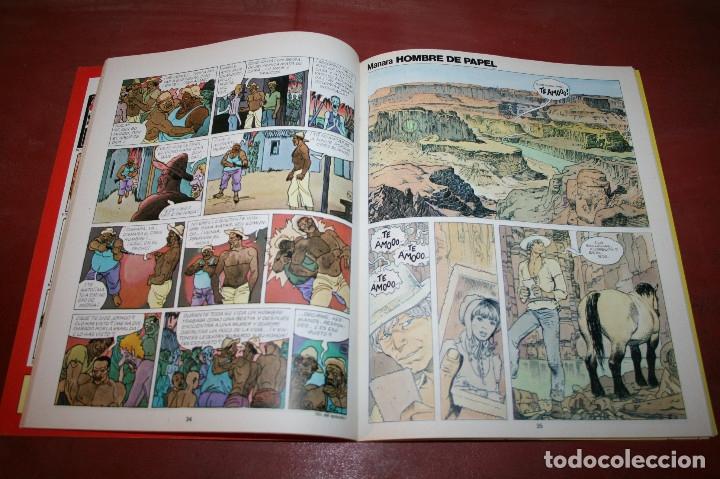 Cómics: VÉRTIGO EDICIÓN ESPAÑOLA DE PILOTE Nº 1 - NUEVA FRONTERA 1982 - Foto 3 - 182728761