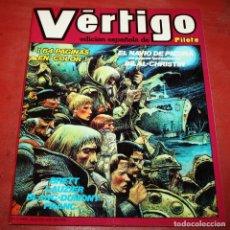 Cómics: VÉRTIGO EDICIÓN ESPAÑOLA DE PILOTE Nº 5 - NUEVA FRONTERA 1982. Lote 182729176