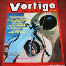 Cómics: VÉRTIGO EDICIÓN ESPAÑOLA DE PILOTE Nº 9 - NUEVA FRONTERA 1982. Lote 182729492