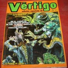 Cómics: VÉRTIGO EDICIÓN ESPAÑOLA DE PILOTE Nº 10 - NUEVA FRONTERA 1982. Lote 182729540