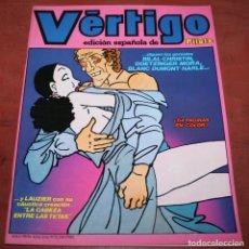 Cómics: VÉRTIGO EDICIÓN ESPAÑOLA DE PILOTE Nº 11 - NUEVA FRONTERA 1982. Lote 182729616