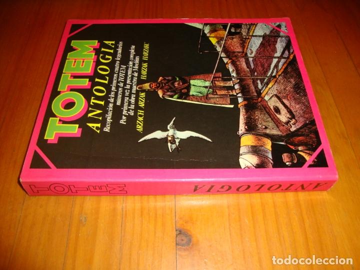 Cómics: TOTEM. ANTOLOGÍA - RECOPILACIÓN DE LOS CUATRO PRIMEROS NÚMEROS - Foto 2 - 183037526