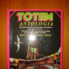Cómics: TOTEM. ANTOLOGÍA - RECOPILACIÓN DE LOS CUATRO PRIMEROS NÚMEROS. Lote 183037526
