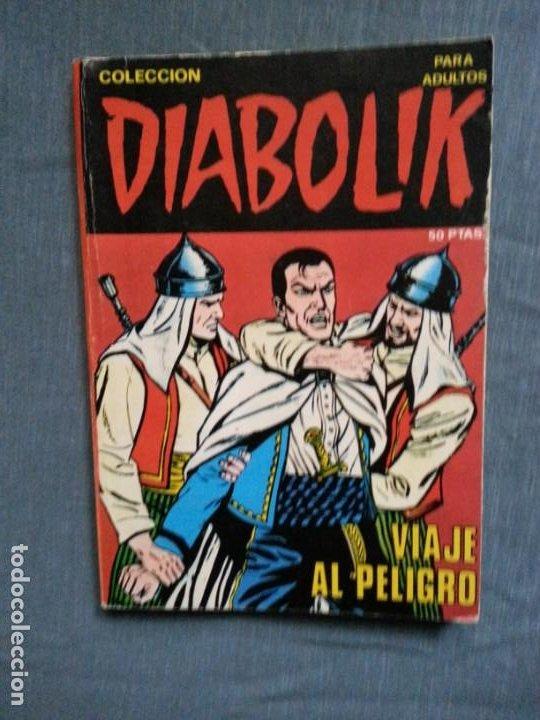 DIABOLIK 10 (Tebeos y Comics - Nueva Frontera)