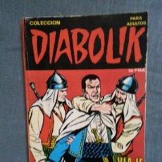 Cómics: DIABOLIK 10. Lote 183583440