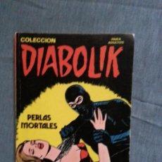 Cómics: DIABOLIK 4. Lote 183583587